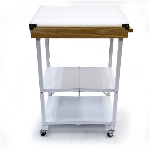 Origami Foldable Kitchen Cart The Best Cart