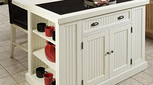 Home Styles 5022 949 Nantucket Kitchen Island And Stools