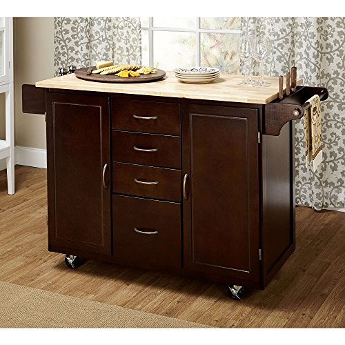 kitchen cart kitchen island cart kitchen utility carts. Black Bedroom Furniture Sets. Home Design Ideas